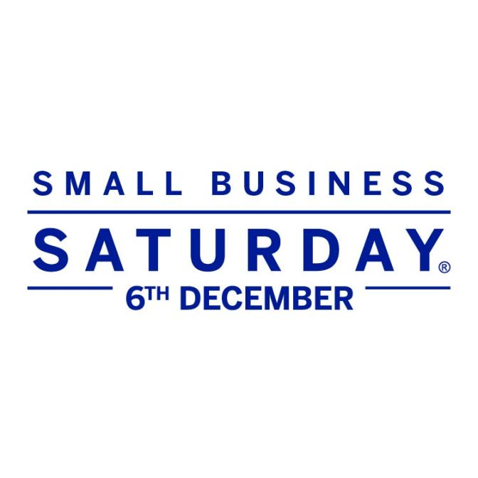 Small Business Saturday 6th December